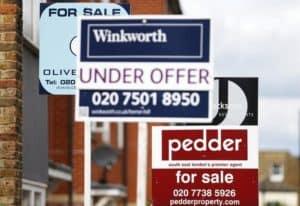 houses under offer