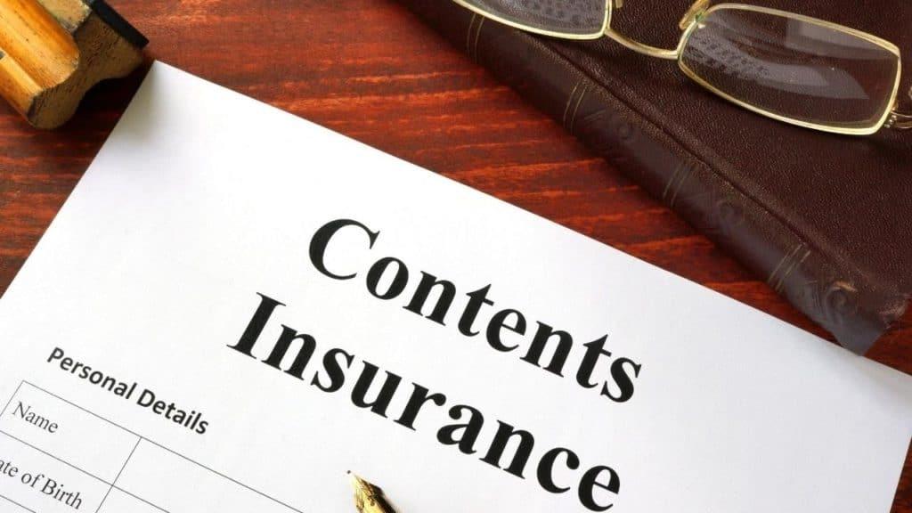 contents insurance UK