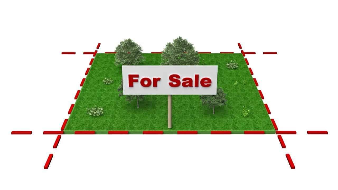 buying plots of land abroad